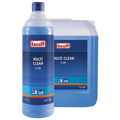 Multi Clean G 430 Buzil 10lt