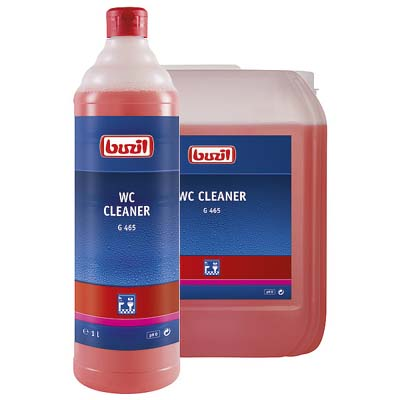WC Cleaner G 465 Buzil 10lt